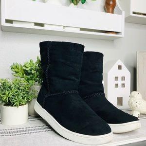 UGG black boots sz 7.5 women's